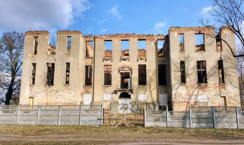 Zamek Joannitów w Słońsku